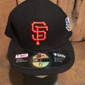 NWT Men's New Era San Francisco Giants Cap